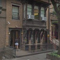 The Edgar M. Bronfman Center for Jewish Student Life at New York University. (Google street view)