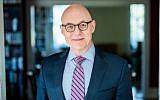 Andrew Rehfeld will serve as HUC's 13th president. (Courtesy of HUC via JTA)