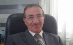 58-year-old Hamdan al-Arda of Araba, a village near Jenin. The IDF said soldiers shot him dead after he attempted to ram his car into them. Members of Hamdan's family do not believe the military's account. (Screenshot: Twitter)