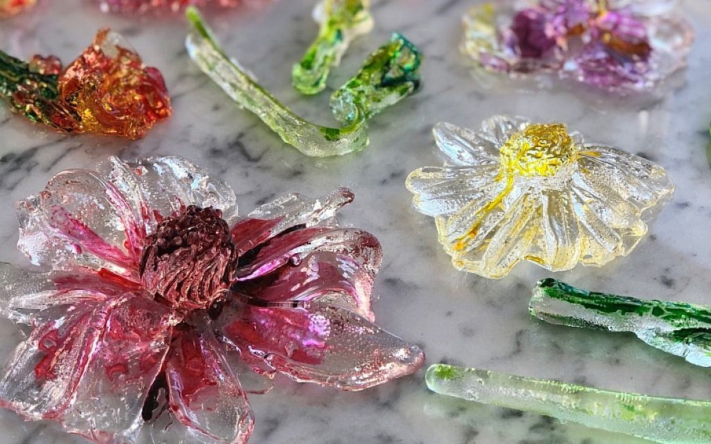 Candy flowers by Sweet Saba (Courtesy)