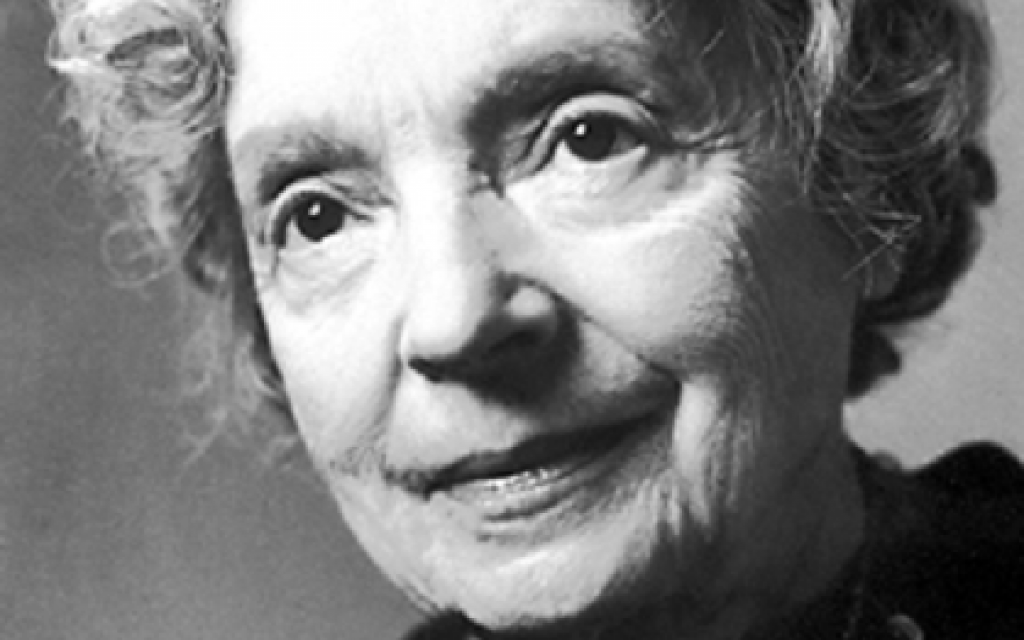 Google doodle honors Jewish poet and Nobel winner Nelly Sachs