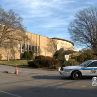 Suspicious letters reported at 3 Baltimore County synagogues, December 18, 2018 (Screen grab via CBS WJZ)
