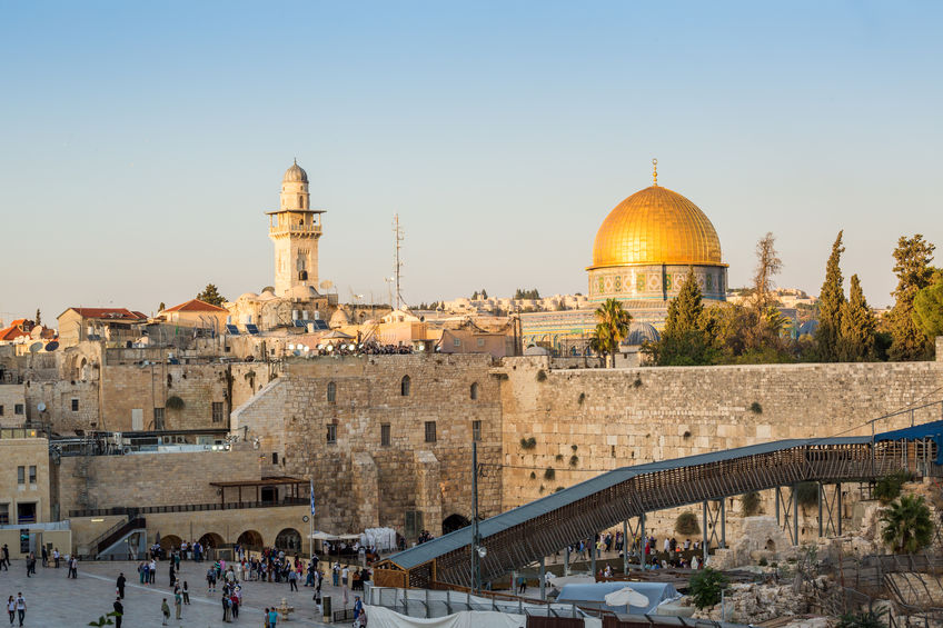 Jew Detector: Jerusalem: Holiest Sites In The Holy City