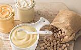InnovoPro develops vegan proteins based on chick peas, including vegan mayonnaise (YouTube screenshot)