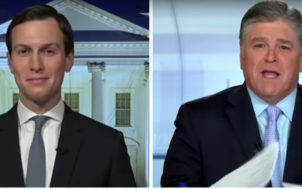 3 takeaways from Jared Kushner's interview with Fox news on Middle East peace