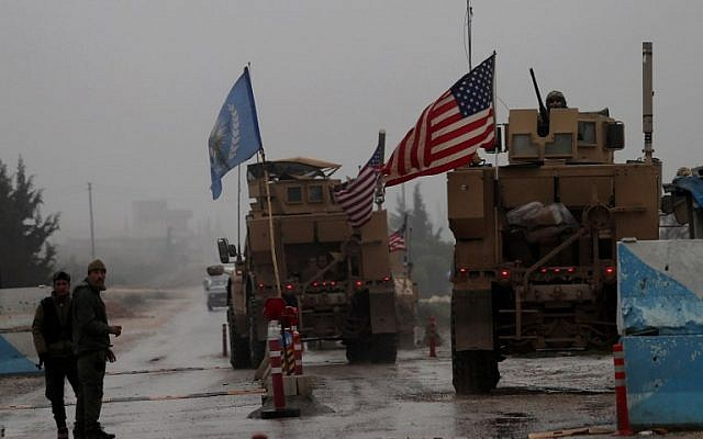 U.S.  to 'devastate Turkey economically' if it attacks Syrian Kurds
