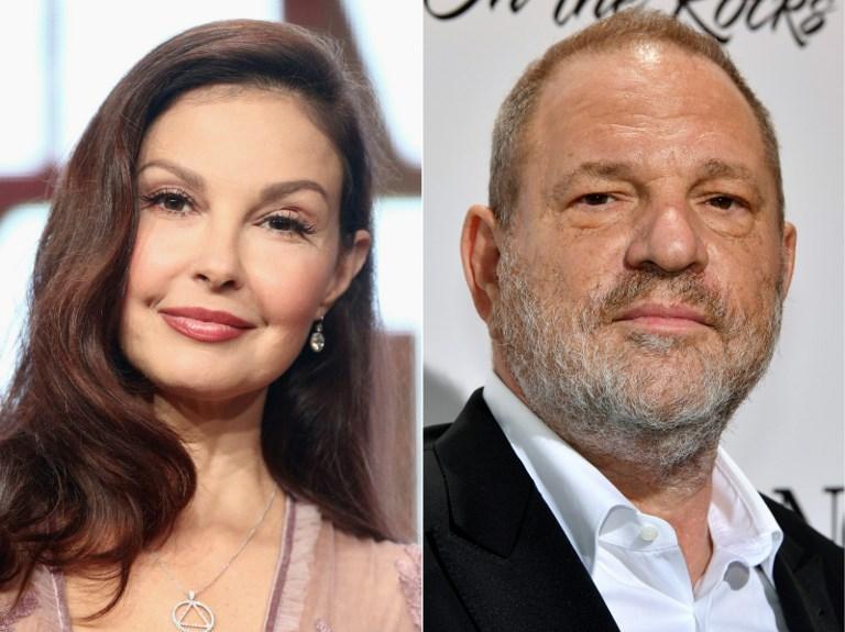 Ashley Judd's Harvey Weinstein allegations dismissed in court