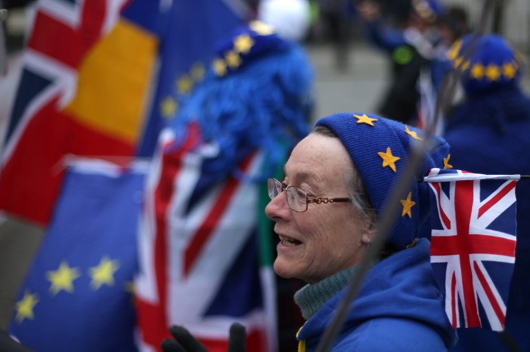 May day! British MPs overwhelmingly reject Brexit deal