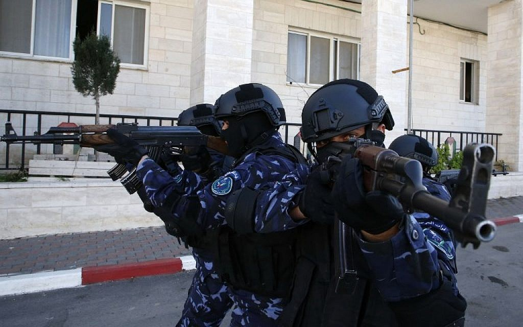 Hamas infiltrated PA security forces, recruited officers as spies — report