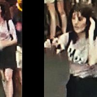 Australian police on January 17, 2019, released these images of Aiia Maasarwe, taken on the night she was killed (Courtesy)