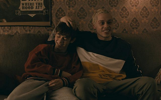 Griffin Gluck and Pete Davidson appear in 'Big Time Adolescence' by Jason Orley, an official selection of the US Dramatic Competition at the 2019 Sundance Film Festival. (Courtsey of Sundance Institute)