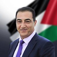 US-based Palestinian billionaire Adnan Mjalli (Courtesy/Facebook)