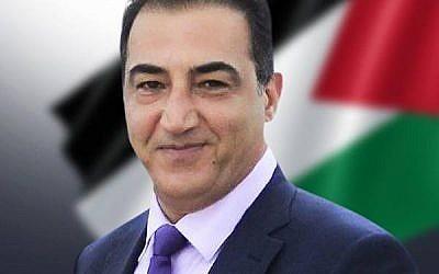 US-based Palestinian billionaire Adnan Mjalli (Courtesy/Facebook)