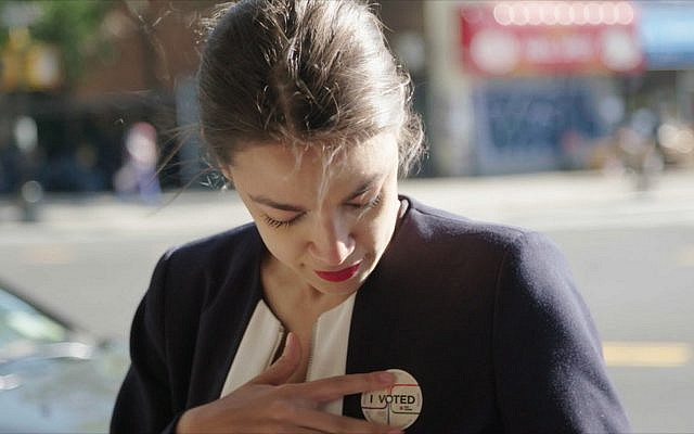 A still from 'Knock Down The House' by Rachel Lears. (Courtesy of Sundance Institute/ photo by Rachel Lears)