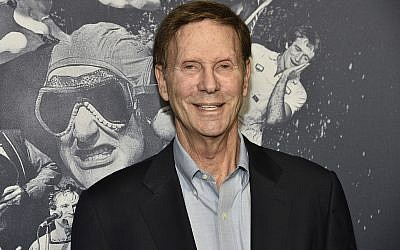 """n this June 27, 2018 file photo, Bob Einstein arrives at the Los Angeles premiere of """"Robin Williams: Come Inside My Mind"""" at the TCL Chinese Theatre. Albert Brooks, the younger brother of Einstein says the comedy veteran known for """"The Smothers Brothers Comedy Hour"""" and """"Curb Your Enthusiasm"""" has died. He was 76. (Photo by Chris Pizzello/Invision/AP, File)"""