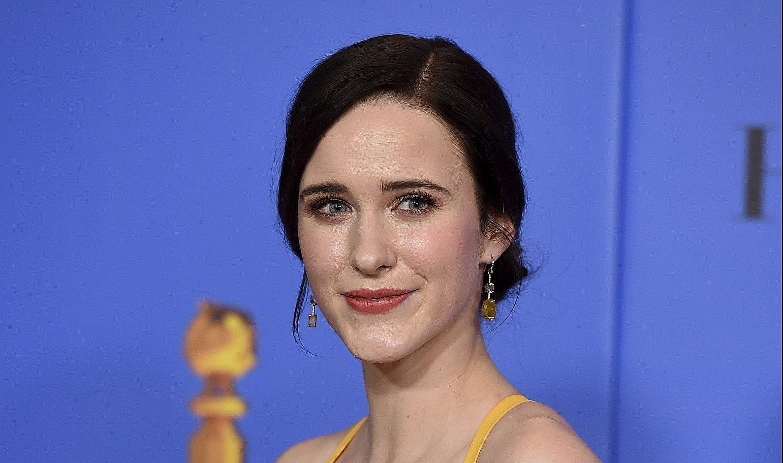 Marvelous Mrs  Maisel' star, 'Kominsky' take home Golden Globes