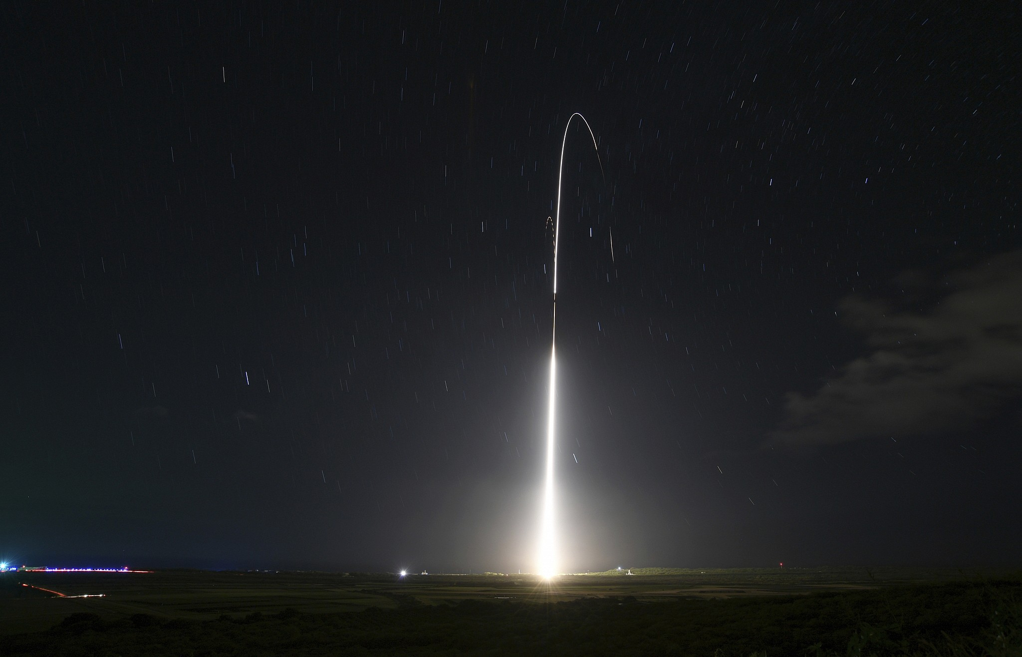 Trump's New Missile Defense Strategy Eyes Leap to Space Age
