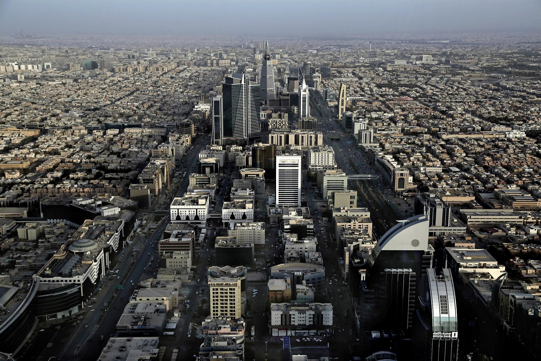 Saudi Arabia intercepts 'hostile target' over Riyadh