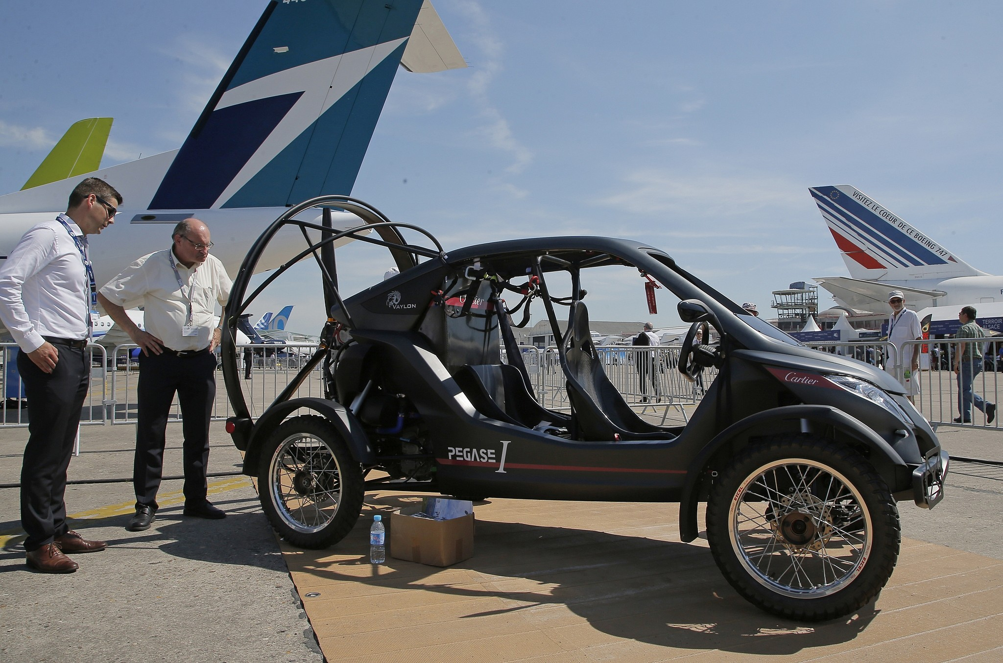 Israeli Company Leads Flying Car Buzz Ahead Of Major Tech Show The Times Of Israel