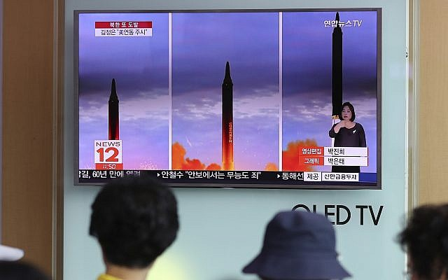 North Korean, Iranian Missiles Remain a Significant Concern for US - Pentagon