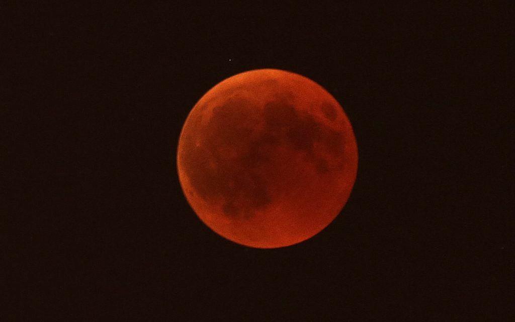 Super blood wolf moon to illuminate Sunday's night sky