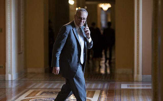 Trump, Democrats reach deal to end shutdown — National Politics — Bangor Daily News — BDN Maine