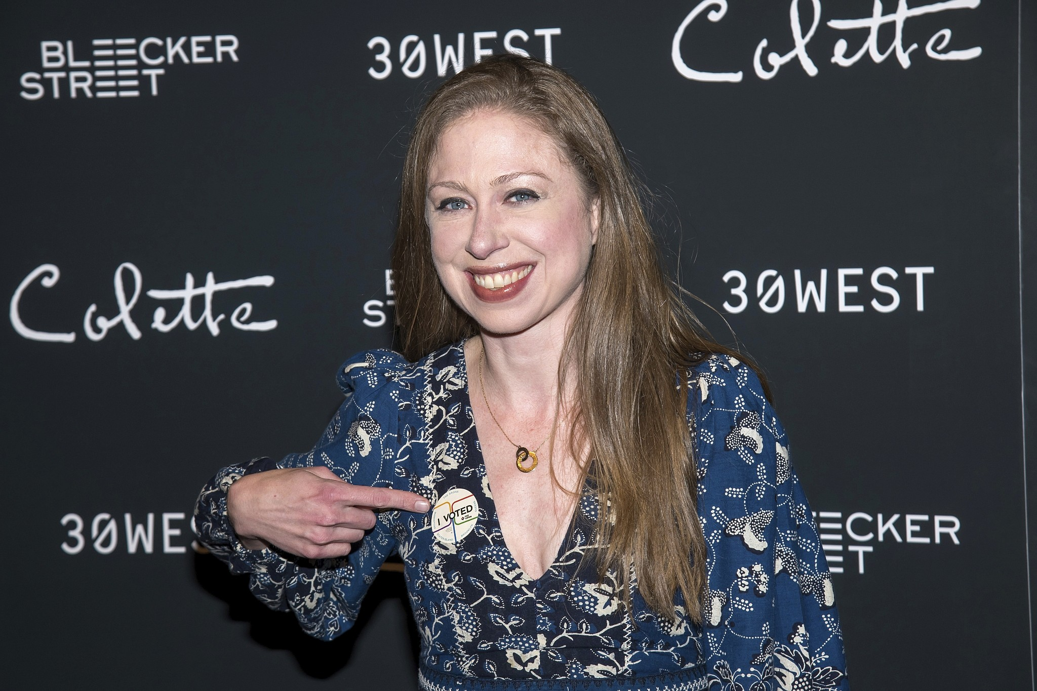 Chelsea Clinton announces pregnancy | The Times of Israel