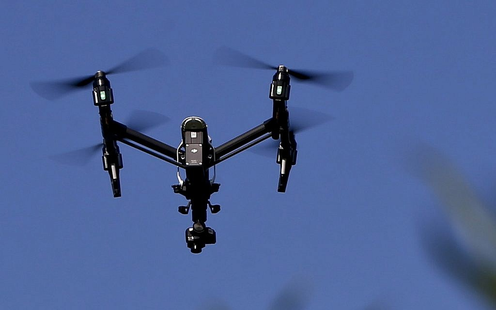 IDF: Drone from Lebanon enters Israeli airspace, turns back