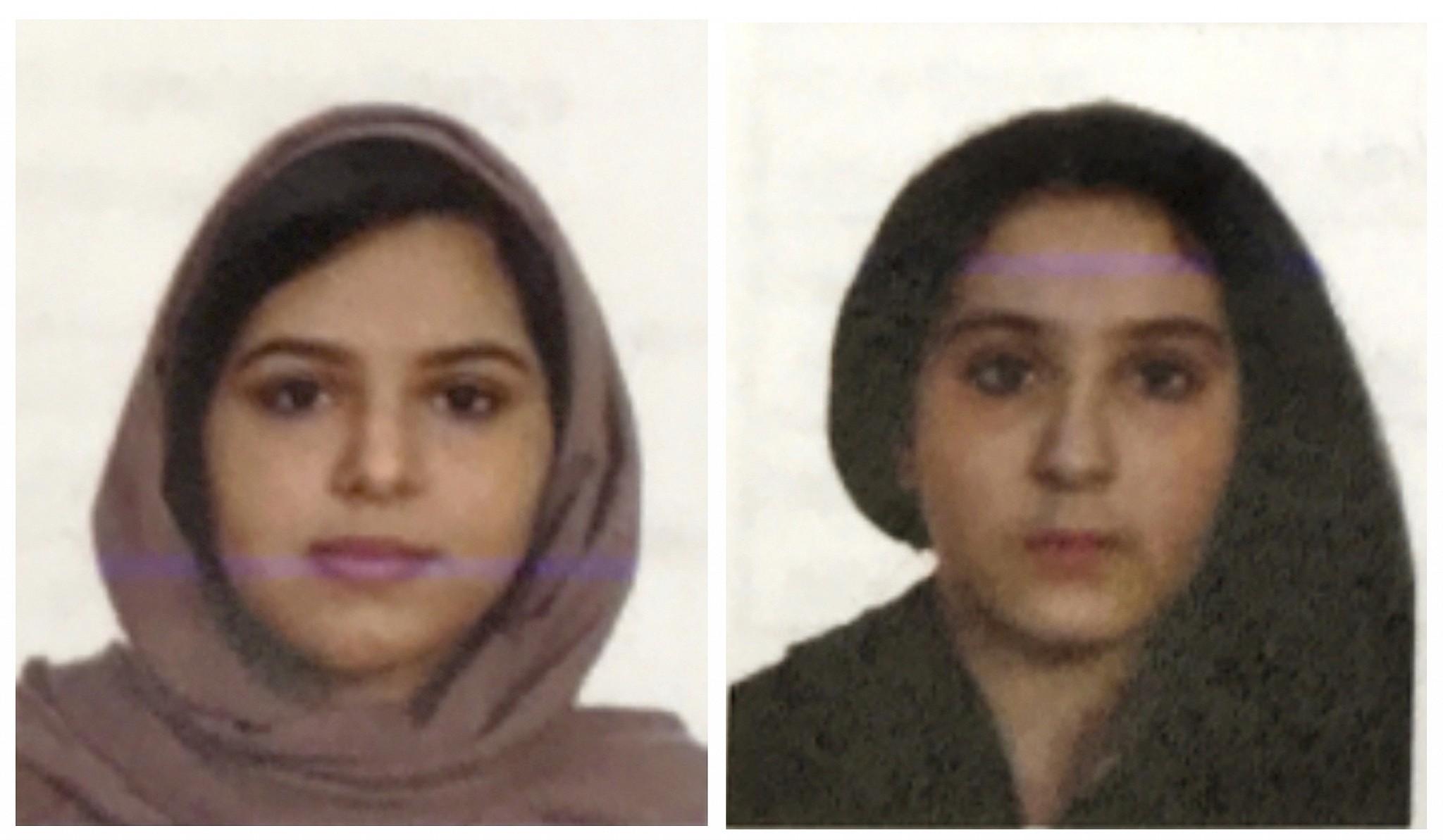 AP 18304697892891 - Medical Examiner Saudi Sisters Found On Banks Of Hudson