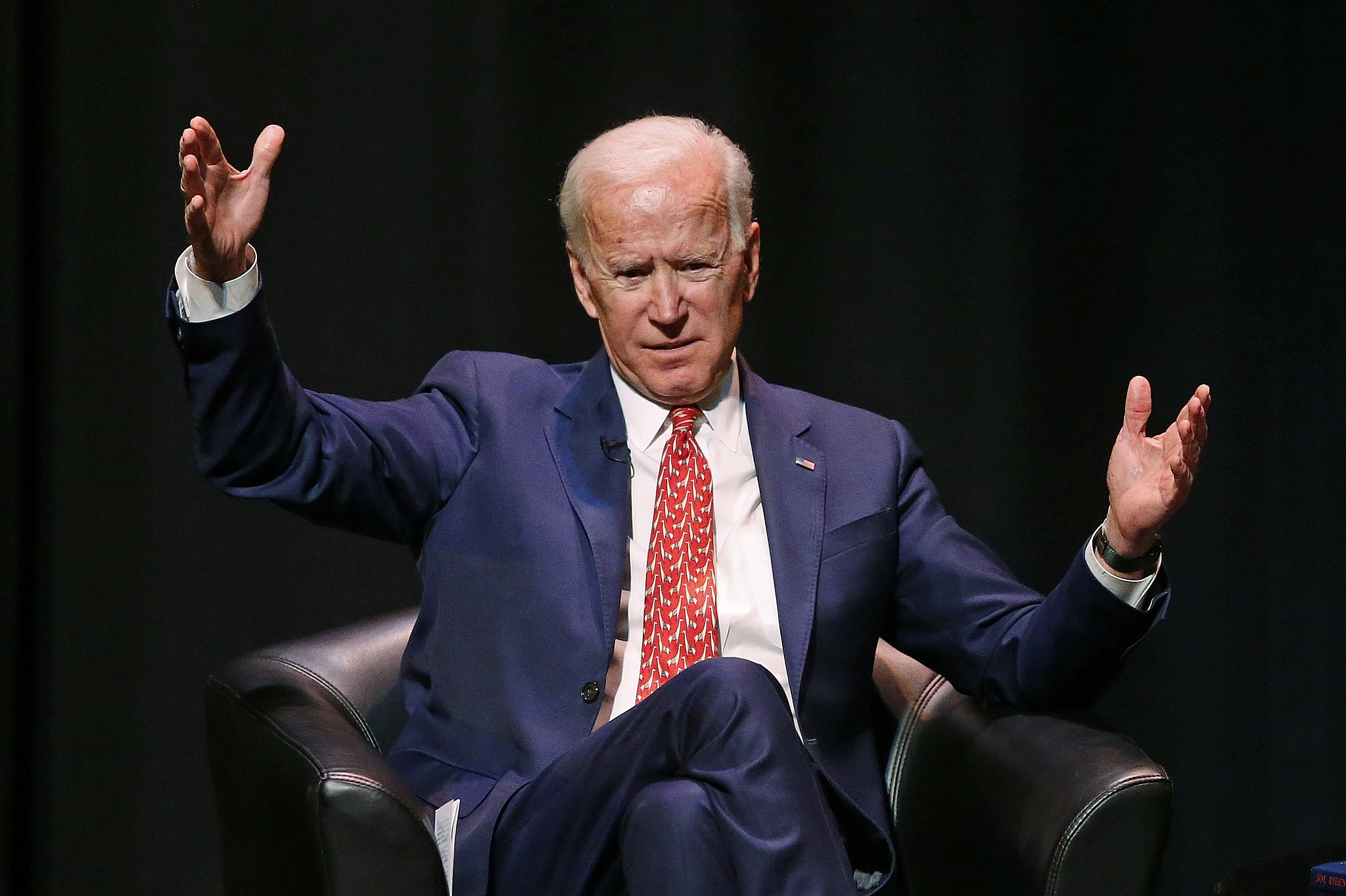 Biden nearing decision on 2020 White House bid, says report