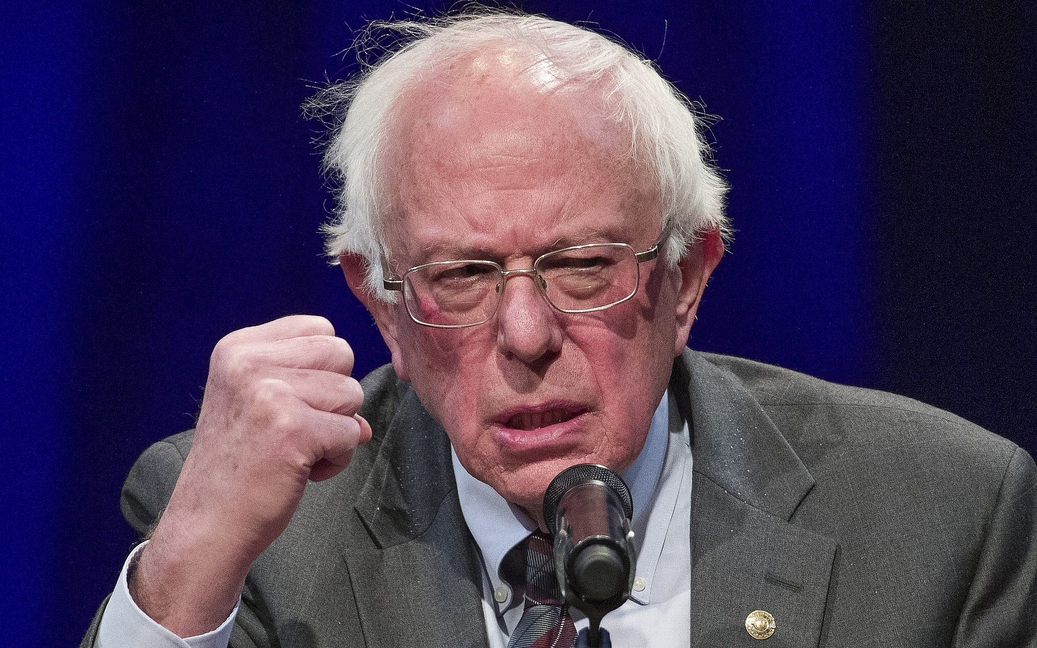Bernie Sanders apologizes to women harassed during his campaign
