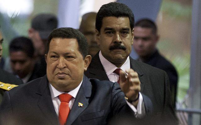 Venezuela's Maduro launches large-scale war game amid crisis