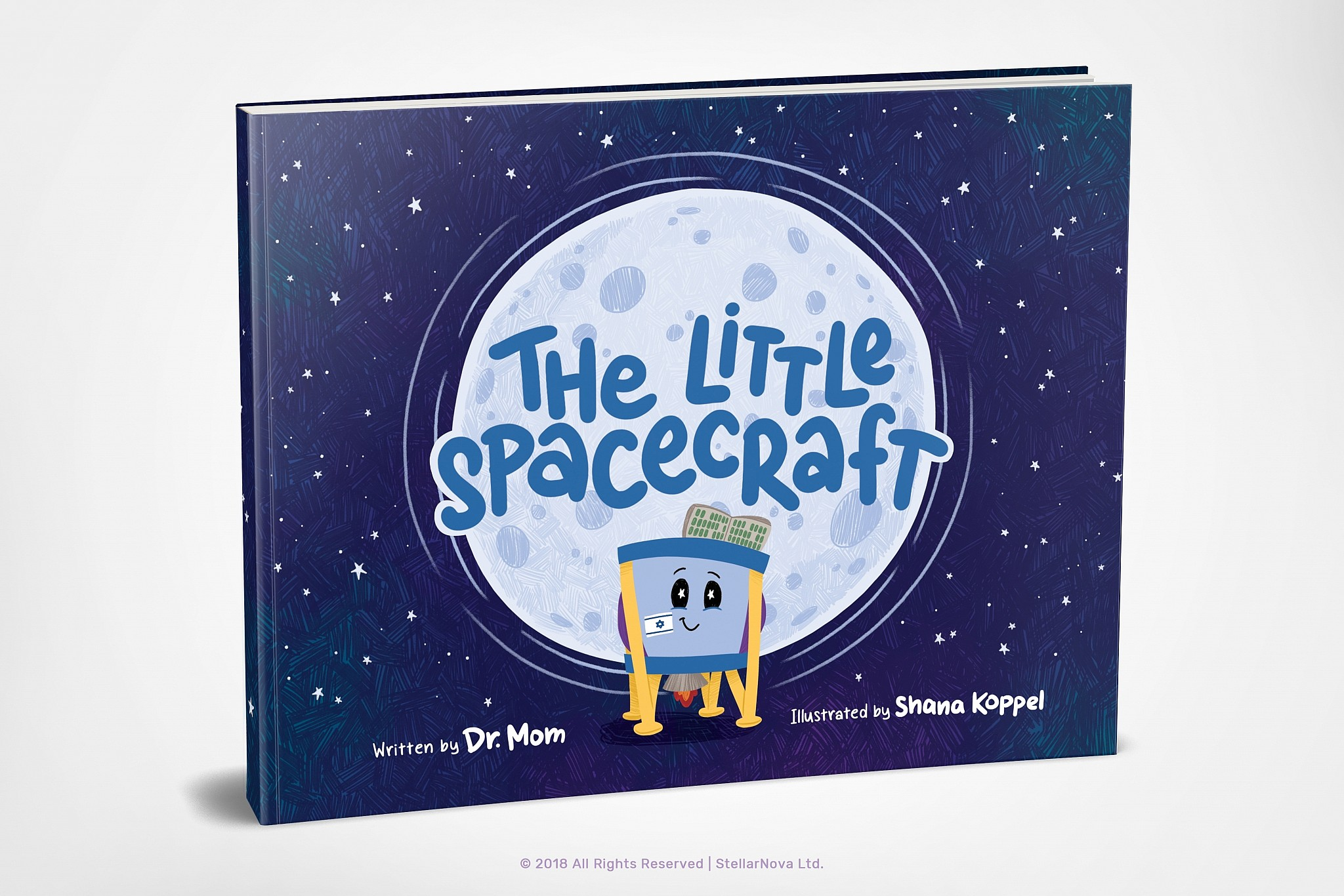 New Israeli Book Teaches Kids About Space Travel The Times Of Israel