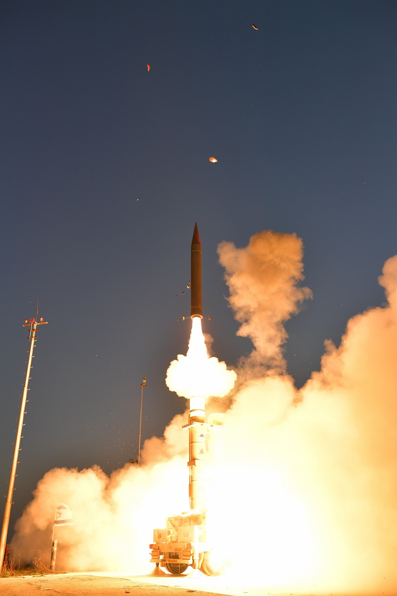 Israel, US test-fire Arrow 3 missile, declare trial a success | The
