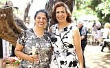 Dr. Lily Pereg (left) and her sister Pryhia Sarussy disappeared during a trip to visit Sarusi's son in Mendoza, Argentina. A GoFundMe campaign is helping to raise money for the search. (GoFundMe photo)