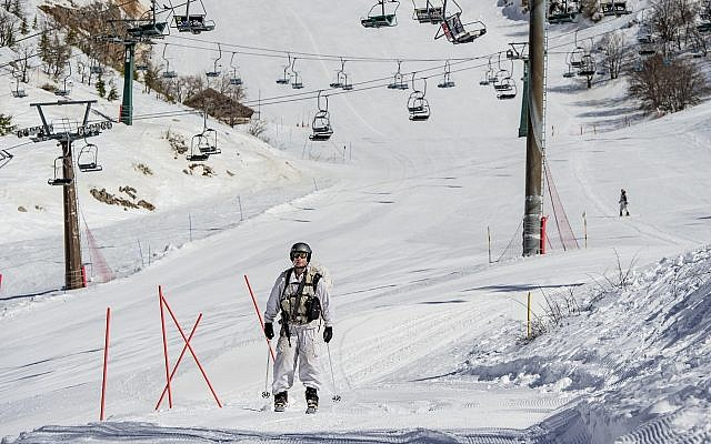 Mount Hermon Ski Resort To Reopen Despite Flareup On
