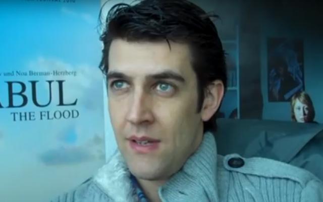 Guy Nattiv (Screen capture: YouTube)