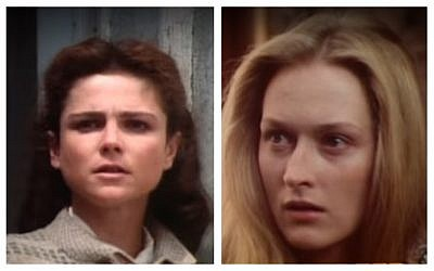 Tovah Feldshuh, left, and Meryl Streep star in 'Holocaust,' the 1978 series that changed how Germany perceived its disturbing history. (Screenshots)
