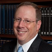 Rabbi Aaron Panken. (Hebrew Union College)