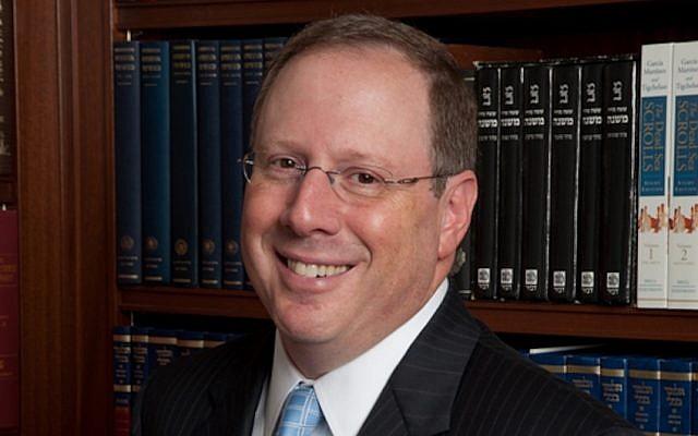 Rabbi Aaron Panken. (Hebrew Union College)