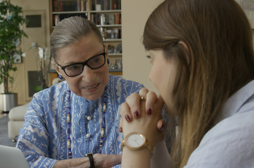 Ruth Bader Ginsberg documentary nominated for Oscar | The