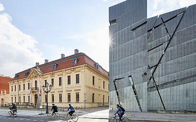 The Jewish Museum Berlin. (Hufton Crow)
