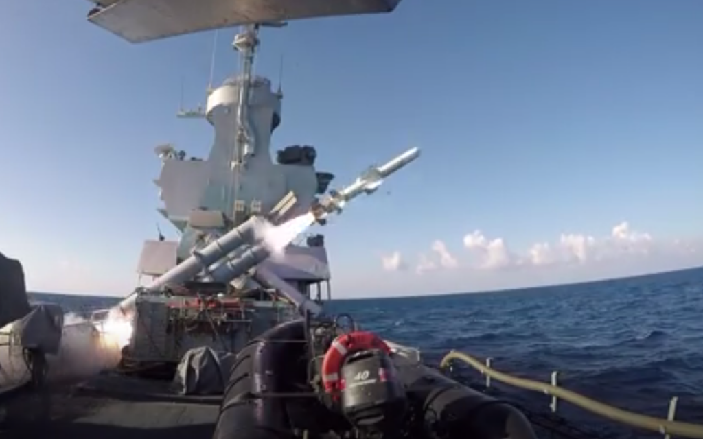 Army simulates attack on gas rigs in most complex naval drill in