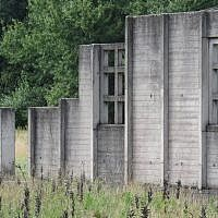 A view of the former Nazi concentration camp Westerbork. (Wikimedia Commons/via JTA)