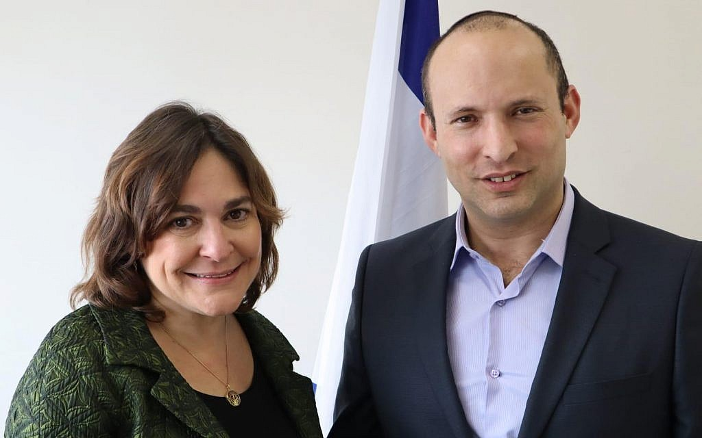New Right official: We'd be in Knesset if US-born candidate Glick was in top 4