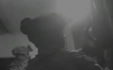 Police special forces seen in helmet cam footage during a December 13 West Bank operation that killed Barkan terrorist Ashraf Na'alowa. (Israel Police)