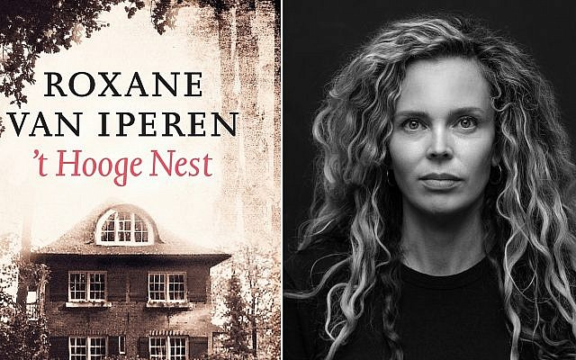 Roxane van Iperen's home was once the center for one of Holland's most daring Holocaust rescue operations. She wrote about it in 'The High Nest.' (Jan Willem Kaldenbach/via JTA)