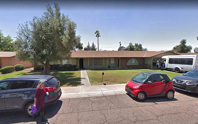 The  Hacienda HealthCare facility in Phoenix, Arizona, May 2018 (screenshot: Google Street View)