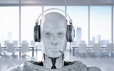 Illustrative image of a robot; artificial intelligence (PhonlamaiPhoto; iStock by Getty Images)