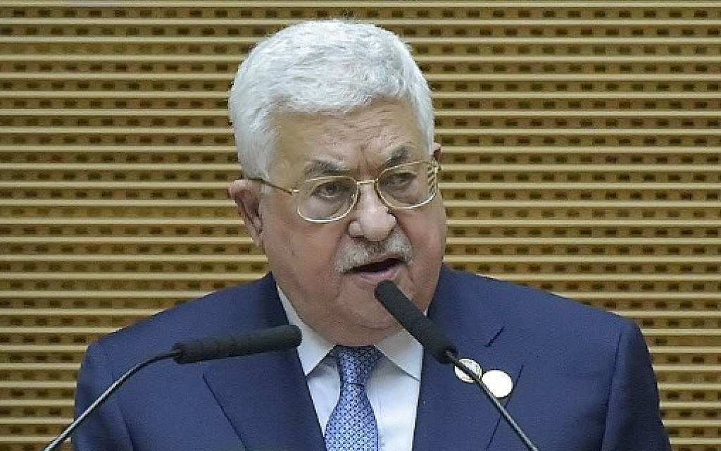 Palestinians ask Arab countries to skip US-sponsored Mideast summit in Poland